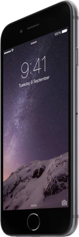 Apple iPhone 6 (Space Grey, 16 GB)