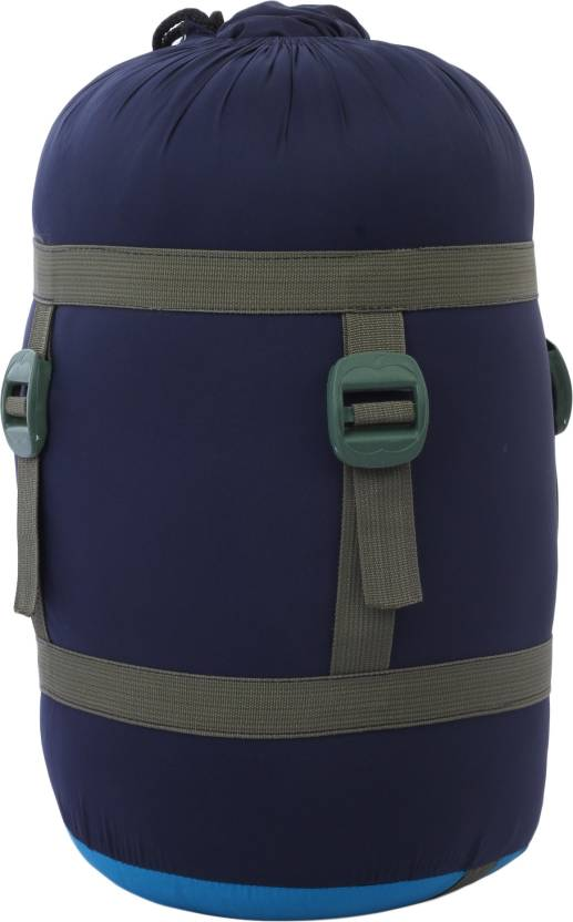 Klair Dual Tone Nylon Outer Sleeping Bag