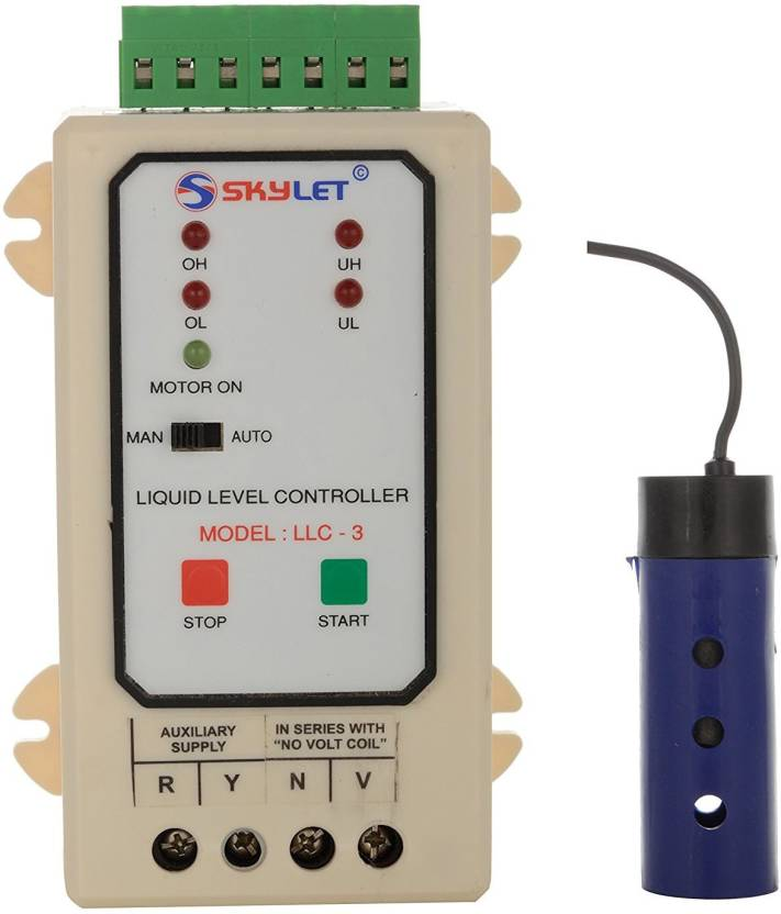 Skylet Llc 3 Water Level Controller Wired Sensor Security System