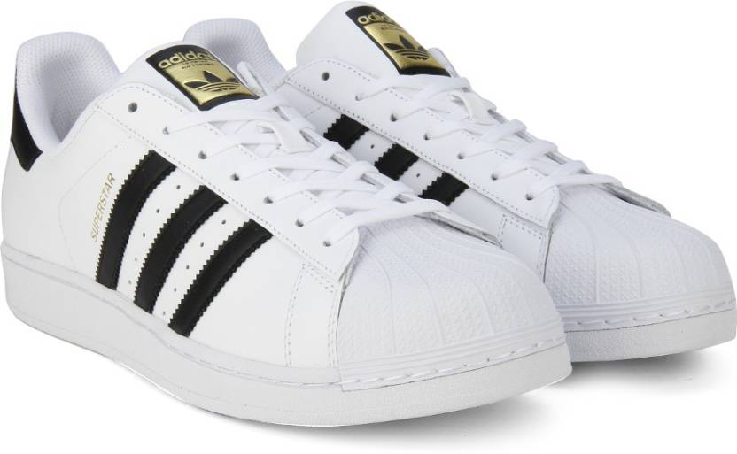 7e2038dc5 ADIDAS ORIGINALS SUPERSTAR Sneakers For Men - Buy FTWWHT CBLACK ...