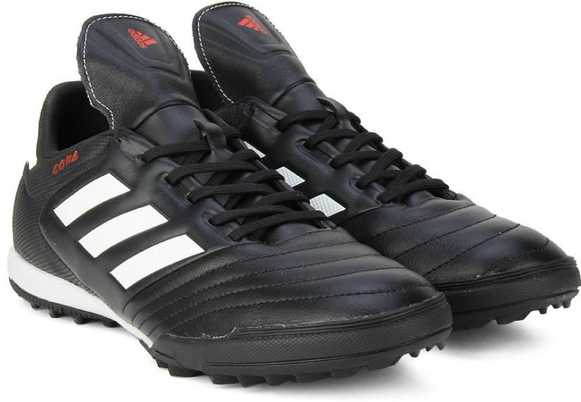 adidas copa tf football scarpe per gli uomini comprano cblack / ftwwht