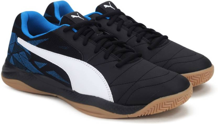 01b522b9ee0f73 Puma Veloz Indoor III Indoor Shoes For Men - Buy Puma Black-Puma ...