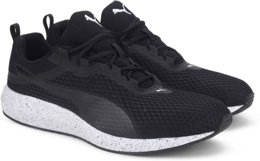 5cf62688b7b9 Puma Flare 2 Mono Running Shoes For Men - Buy Puma Black-Puma White ...