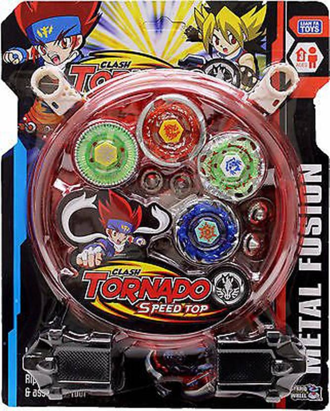 Beyblade Antiques Baby Carriages & Buggies Adichai 4 Bey Blade Set With Ripchord Launcher With Battlefield