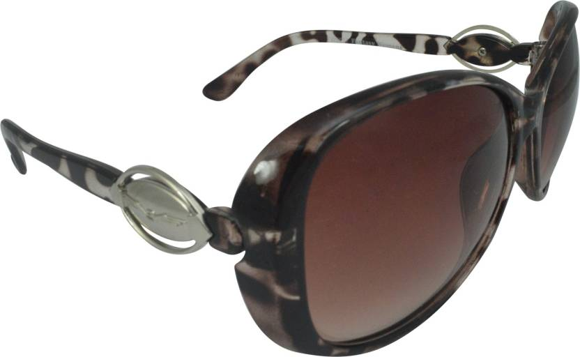 073999bfd1 Buy Polo House USA Oval Sunglasses Brown For Women Online   Best ...