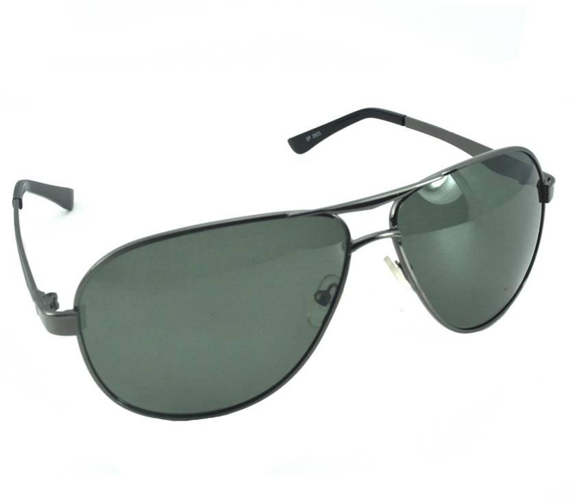 e10d1942cda8 Buy Polo House USA Aviator Sunglasses Green For Men & Women Online ...