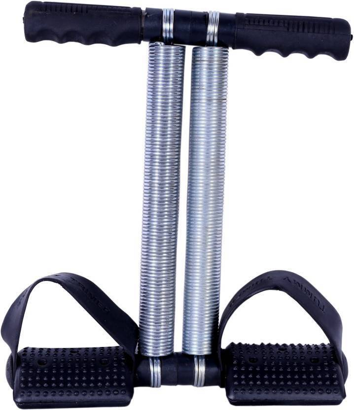 Frazzer Tummy Trimmer Double Spring Ab Exerciser
