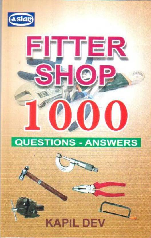 Fitter Shop 1000 QuestionsAnswers 2nd  Edition