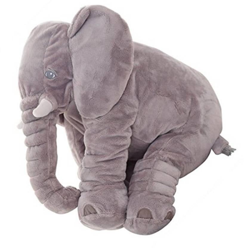 Skylofts Stuffed Giant Cuddly Elephant Soft Toy 65 Cm Stuffed