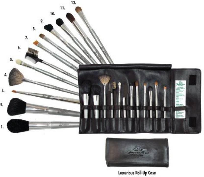 Fantasea Cosmetic Brush Set for Women s - Price in India e099940eb