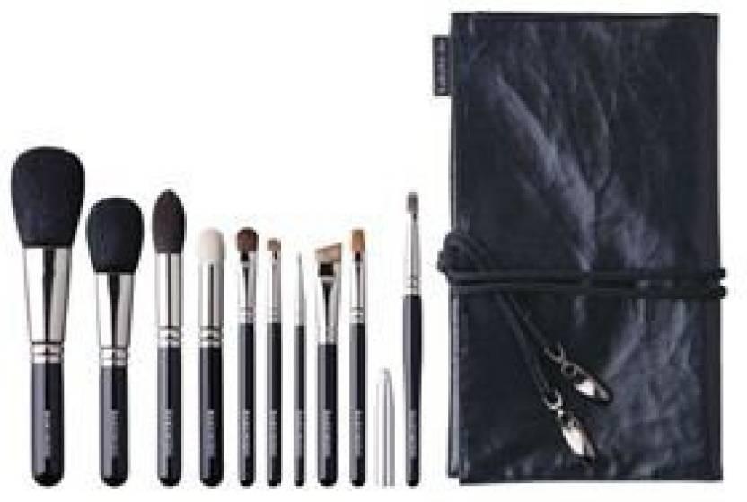 Hakuhodo Makeup Brushes Sets - Basic Selection Brush Set for Women s (Pack  of 10) 63f15b1c0