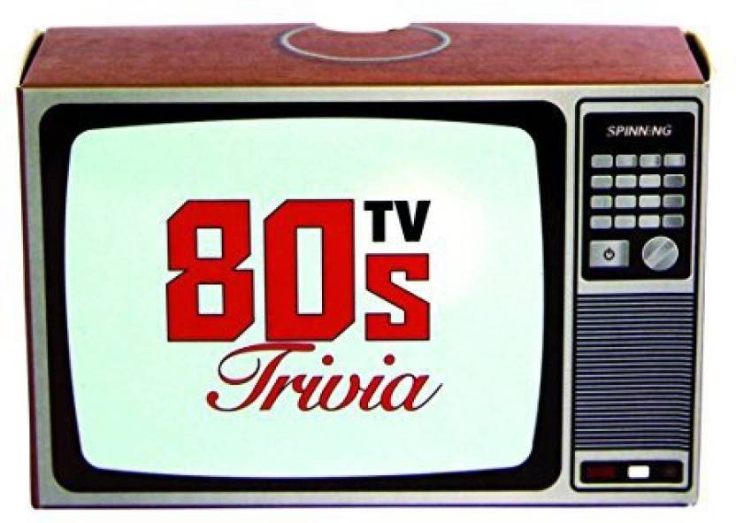 Spinning Hat 80'S Tv Trivia - 80'S Tv Trivia   shop for