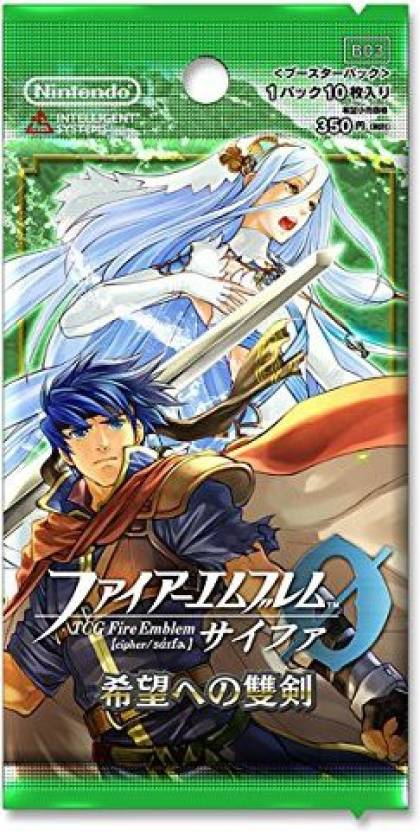 Nintendo Tcg Fire Emblem 0 (Cipher) Dual Swords Of Hope