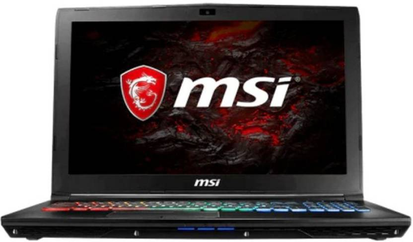 MSI GP Core i7 7th Gen - (16 GB/1 TB HDD/128 GB SSD/Windows 10 Home/4 GB Graphics) GP62 7RDX Gaming Laptop