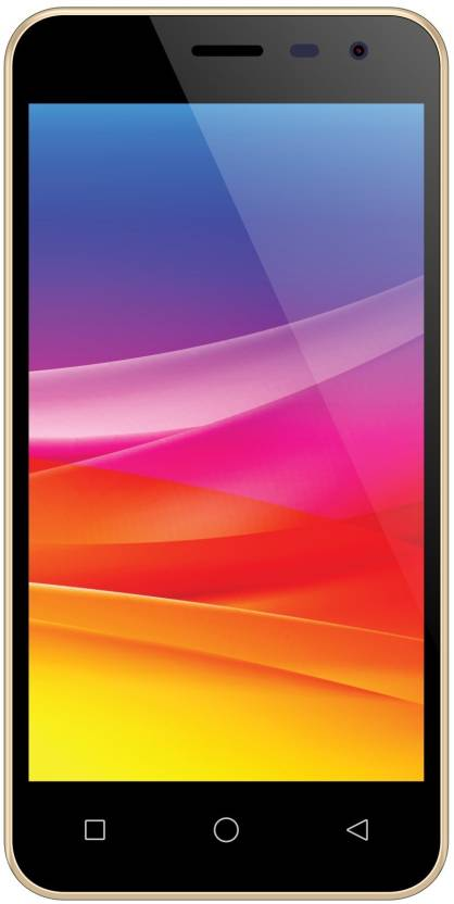 Micromax Spark Vdeo (Gold, 8 GB)