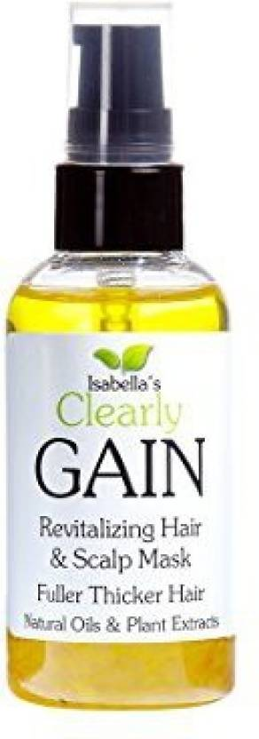 Isabella S Clearly Best Hair Growth Serum Treatment Moisturizer