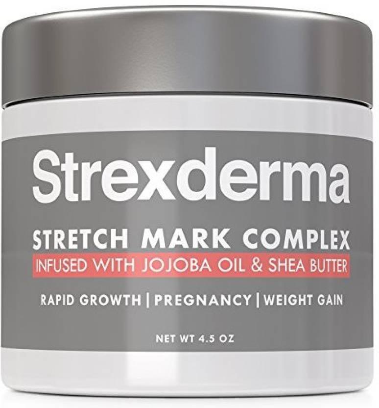 Strexderma Best 72 Organic Pregnancy Stretch Marks Removal Cream