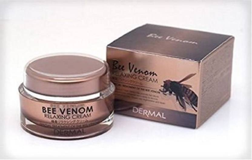 Dermal Korea Bee Venom Relaxing Cream - Price in India, Buy Dermal