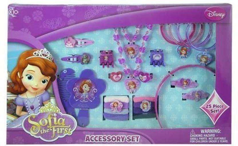 Phenomenal Disney Princess Sofia The First 25 Piece Kids Jewelry And Ibusinesslaw Wood Chair Design Ideas Ibusinesslaworg