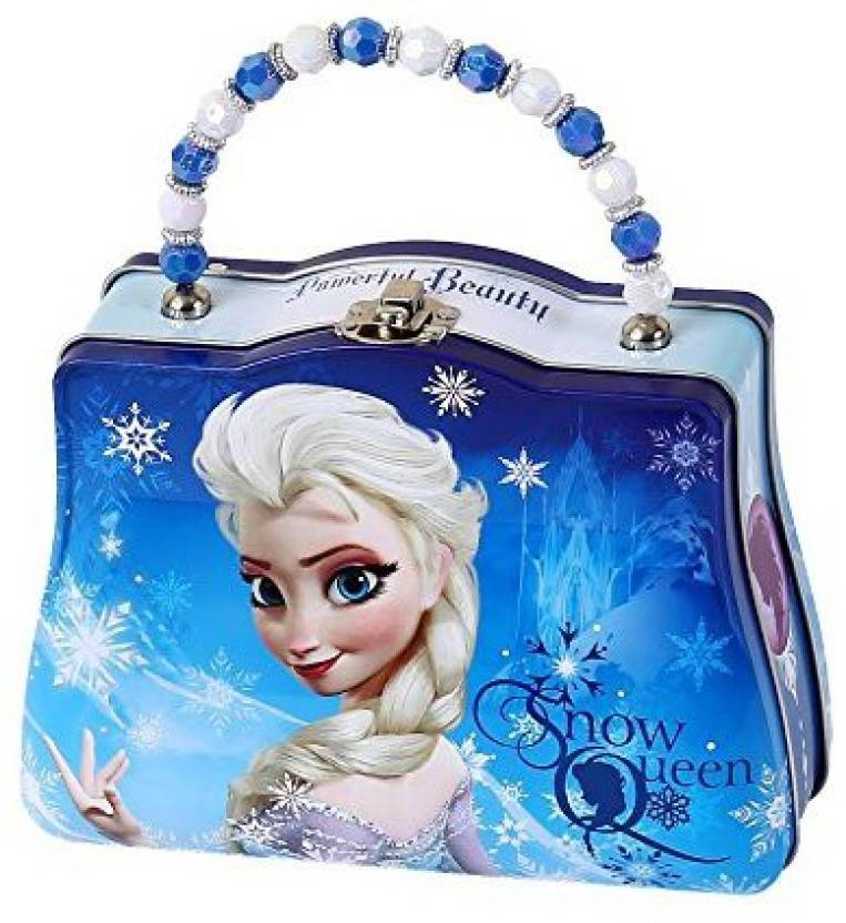 The Tin Box Company Frozen Scoop Carry All Tin Classic Purse