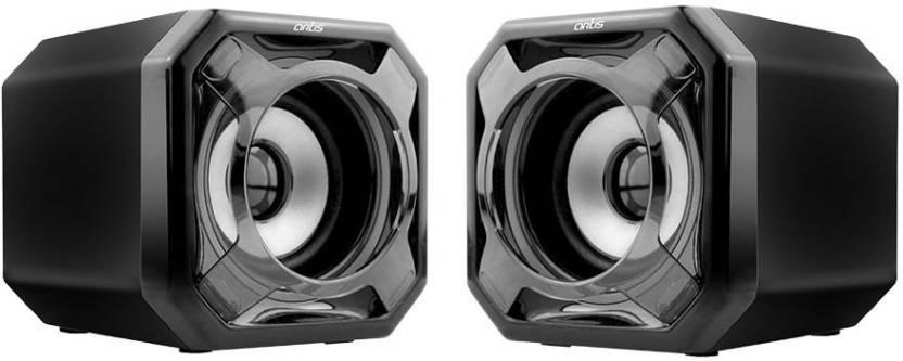 Buy Artis S10 2 0 Usb Multimedia Speakers Portable Laptop Desktop