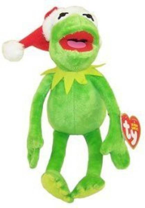 ty Beanie Baby - Disney Christmas Holiday (Kermit) (Walgreens Exclusives) -  0.05 inch (Multicolor) 0c8c7cc2b71