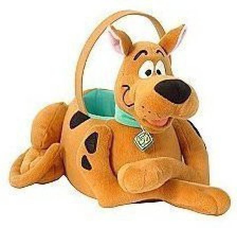 Warner Brothers Scooby Doo Plush Easter Basket By 52 Inch
