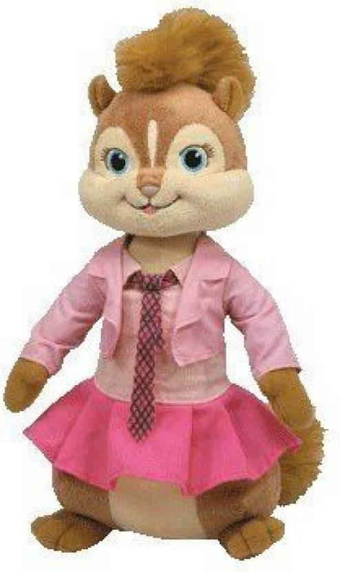 3b83eb4e772 TY Beanie Buddy Brittany - Alvin And The Chipmunks - 11.02 inch (Multicolor)
