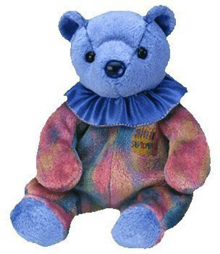 Beanie Babies - Teddy Bears 1 X Ty Beanie Babies - September The Birthday  Bear - 1.73 inch (Multicolor) 3abcf2ec2b78