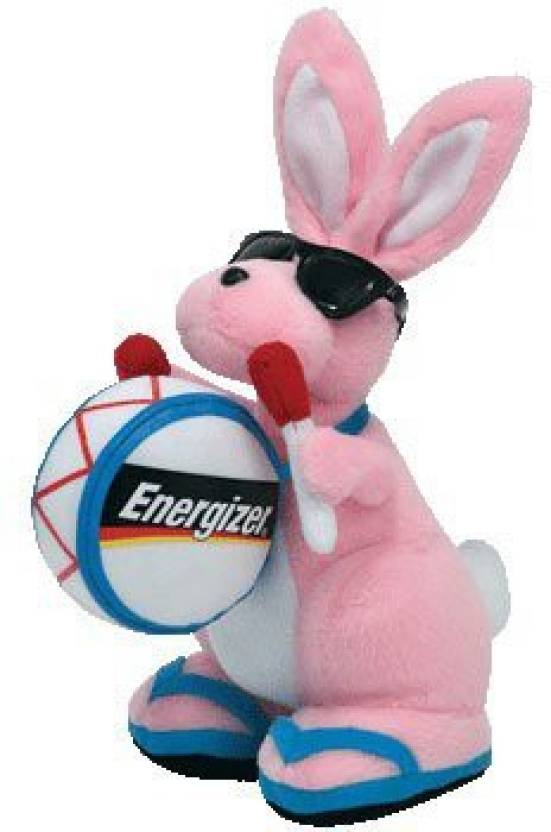 a4960102677 Beanie Babies Ty - Energizer Bunny The Bunny (Walgreen S Exclusive) - 3.5  inch (Multicolor)