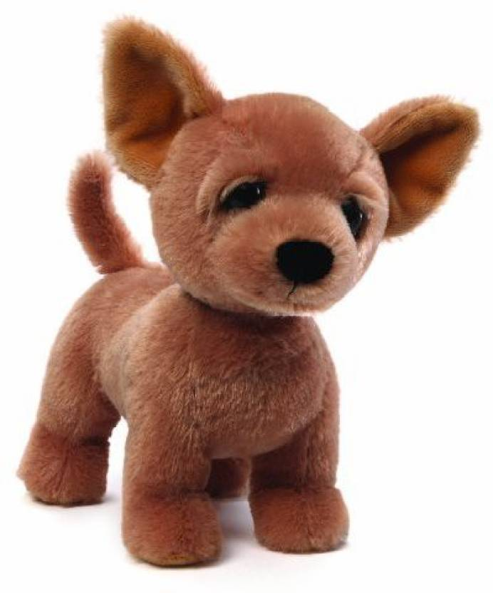 Gund Chico Chihuahua Dog Stuffed Animal 2 Inch Chico Chihuahua