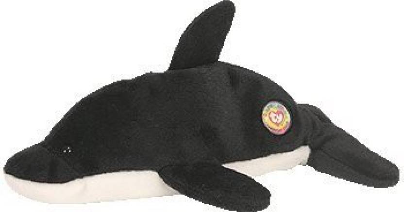 52a2d466bd9 Ty Inc Ty Beanie Baby - Splash The Whale (Bboc Exclusive) - 1.1 inch  (Multicolor)