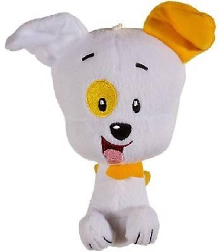 Nickelodeon Bubble Guppies Clip-On Bubble Puppy Plush - 1
