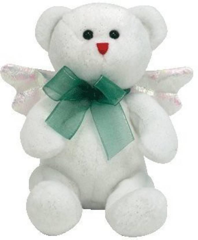 ty 1 X Beanie Baby - Hark The Angel Bear ( Version) - 1.5 inch - 1 X ... 4421e83b8931