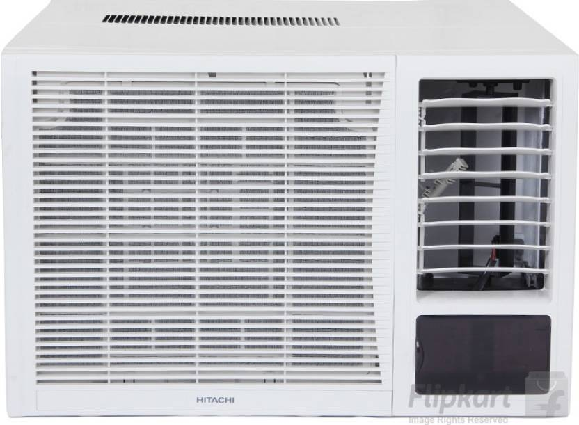 Hitachi 1 5 Ton 3 Star BEE Rating 2018 Window AC - White