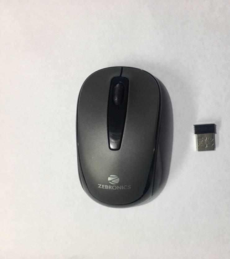 18f2443766b Zebronics swift Wireless Optical Mouse - Zebronics : Flipkart.com