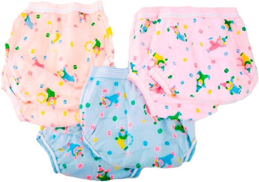 244175c40fe Kidzvilla Baby Plastic Panty (6pcs set) - Buy Baby Care Products in India