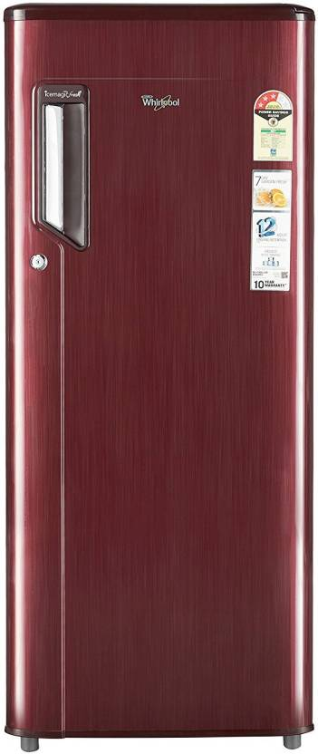Whirlpool 200 L Direct Cool Single Door Refrigerator