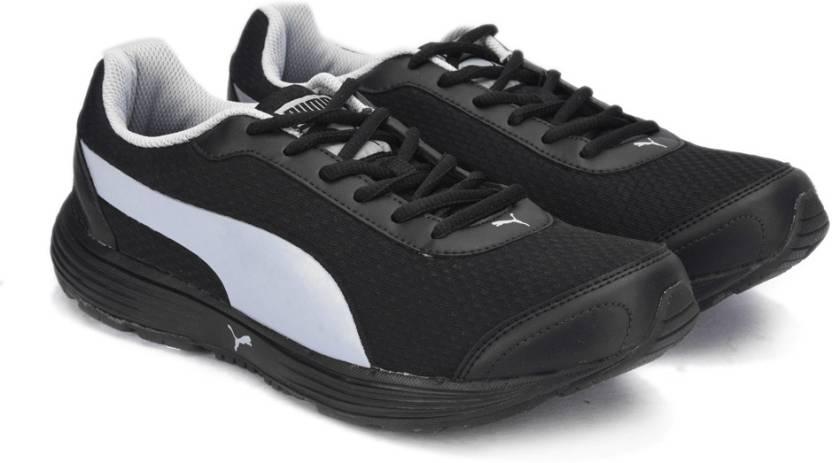 bb534a1d9672ad Puma Reef Fashion DP Running Shoes For Men - Buy Puma Black-Quarry ...