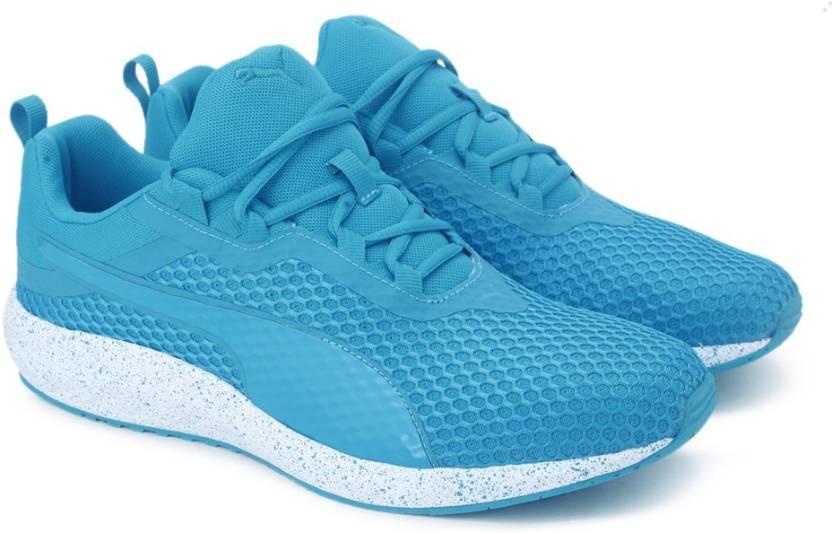 98fe959e3793ea Puma Flare 2 Mono Running Shoes For Men - Buy BLUE DANUBE-Puma White ...