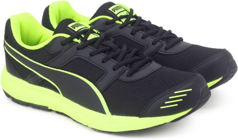 fc38198886ec Puma Harbour Fashion DP Running Shoes For Men - Buy Puma Black ...