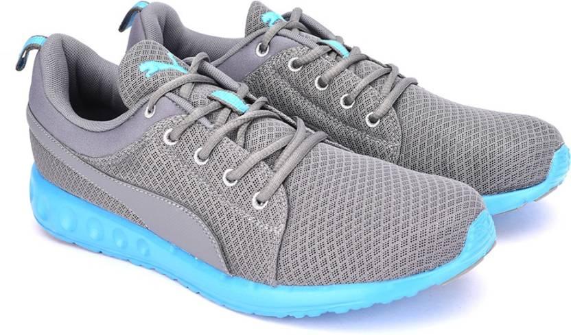 Puma Carson Runner DP Running Shoes For Men - Buy QUIET SHADE-BLUE ... 52ddacf51