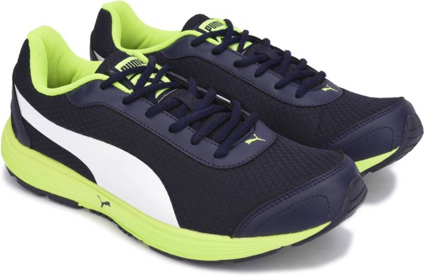 357880d398684d Puma Reef Fashion DP Running Shoes For Men - Buy Peacoat-Safety ...