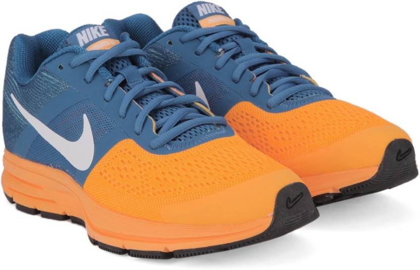 051b7cc24b7f4 Nike AIR PEGASUS+ 30 Running Shoes For Men - Buy blue blue   yellow ...