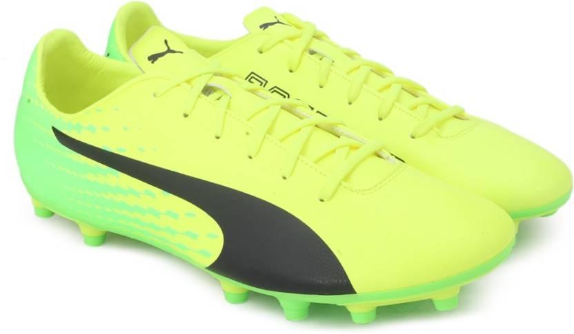 Puma Chaussures de football Football evoSPEED 17.2 FG 2017 Yellow 8 (UK) 39 Atg6oPXWN