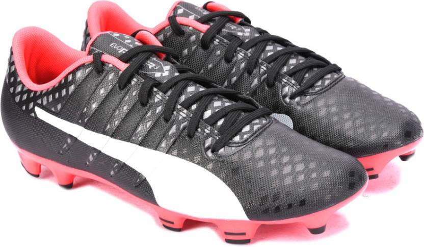 cbba030e7a94 Puma evoPOWER Vigor 3 FG Football Shoes For Men - Buy Puma Black ...