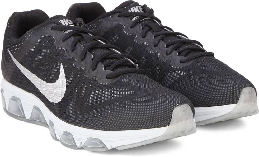 4b267db6e6 Nike AIR MAX TAILWIND 7 Running Shoes For Men - Buy Black Silver ...