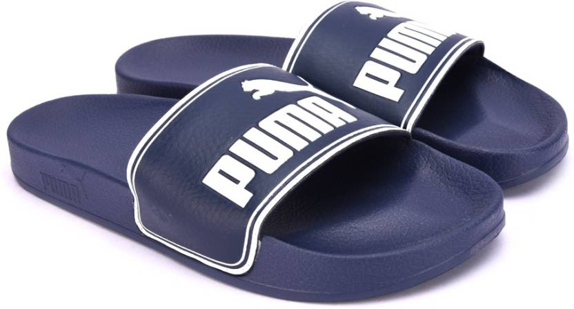 484157a6d15 Puma Leadcat Slides - Buy peacoat-white Color Puma Leadcat Slides Online at  Best Price - Shop Online for Footwears in India | Flipkart.com