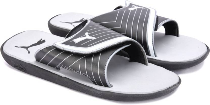 4f7778f8c03a Puma Bow Cat IDP Flip Flops - Buy Puma Black-Puma White Color Puma Bow Cat  IDP Flip Flops Online at Best Price - Shop Online for Footwears in India ...