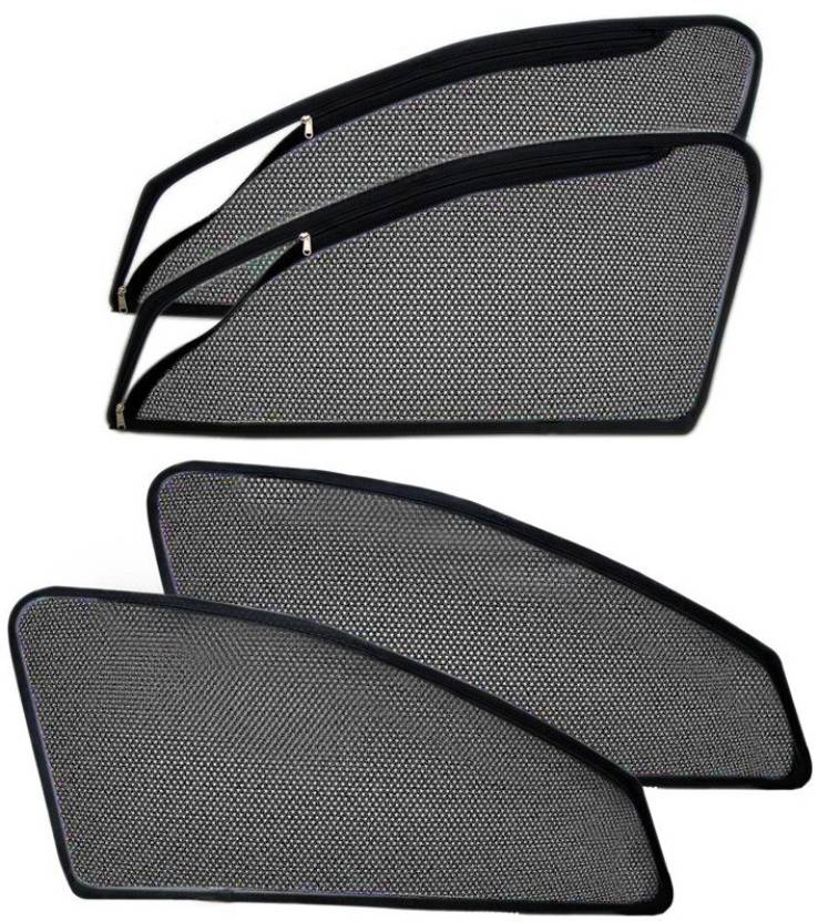 a4bdd9e2 AutoKraftZ Side Window Sun Shade For Toyota Innova Crysta Price in ...